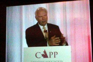 Peter Mansbridge CAPP speaker