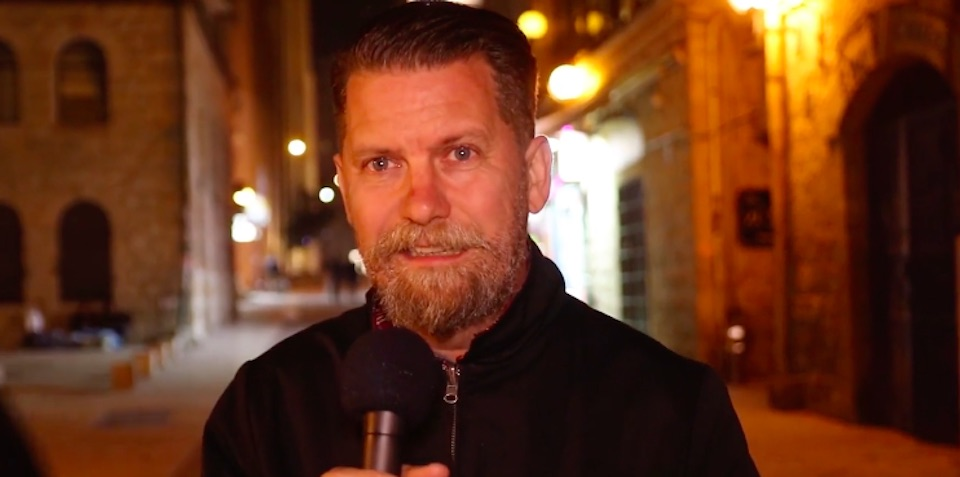 We Watched Gavin McInnes's Full Anti-Semitic Rant So You Don't Have To