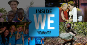 Craig Kielburger Founded WE To Fight Child Labour. Now The WE Brand Promotes Products Made By Children.