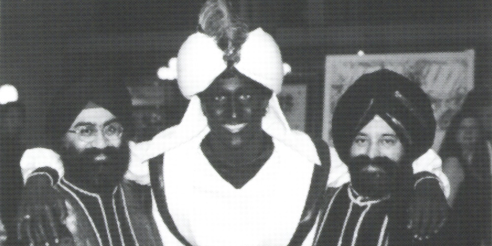 There Is A Second Photo Of Justin Trudeau In Brownface