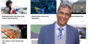 "The Salmon-Farm Industry's Propagandistic ""News Site"""