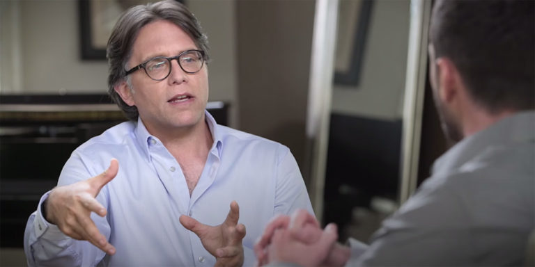 What NXIVM's Recruitment Pitch Looked Like